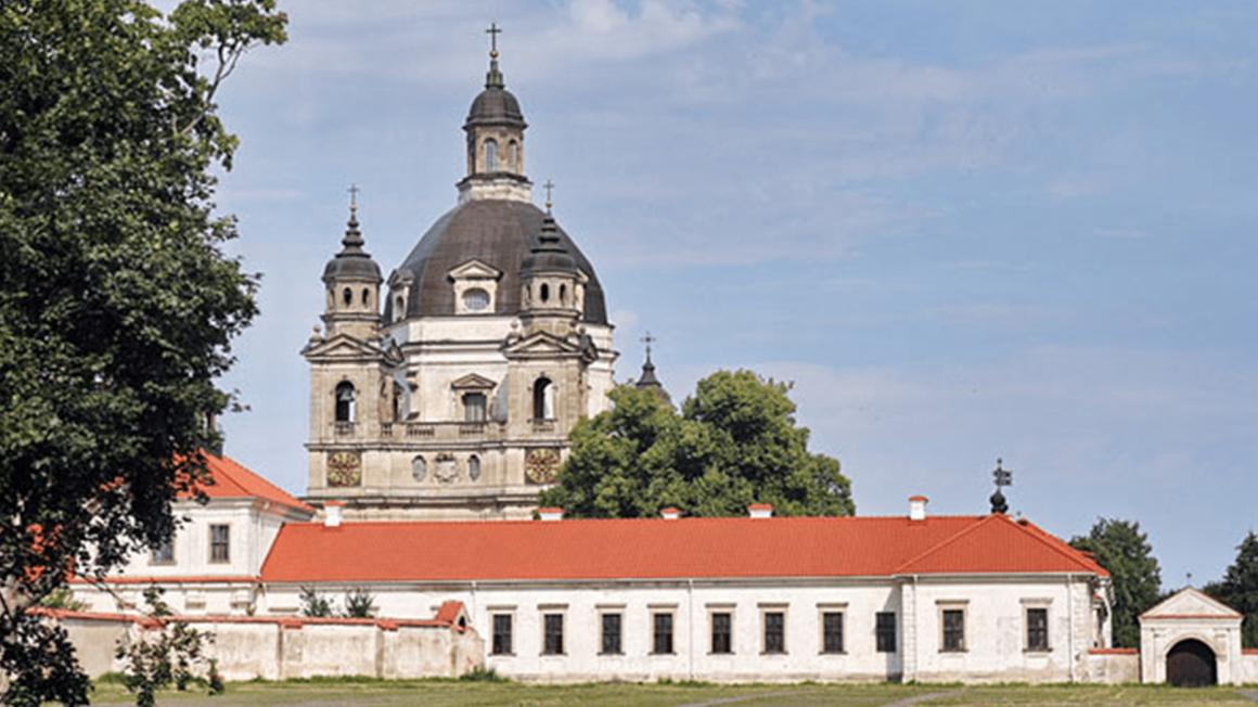 Kloster Pažaislis in Litauen